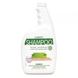 kirby carpet shampoo lavendel